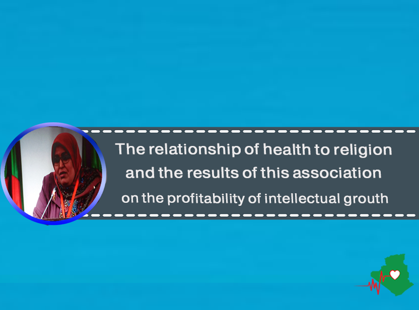 The relationship of health to religion